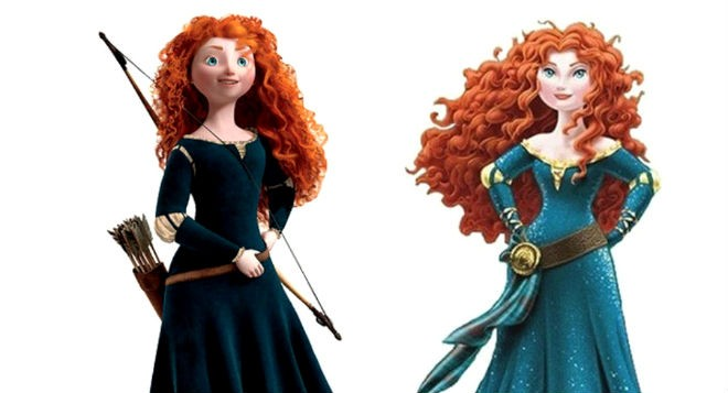 brave antes y despues