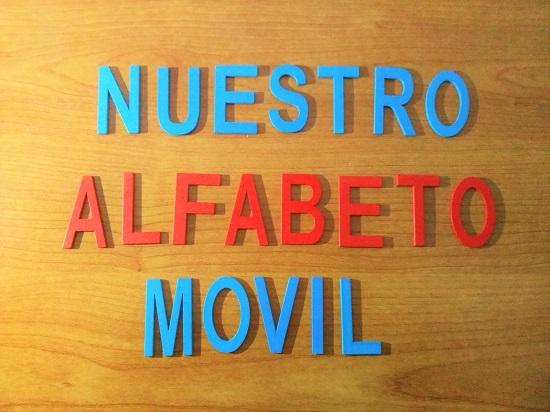 Nuestro alfabeto móvil   Entre Actividades Infantiles