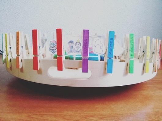 Calendario Montessori.Mi Version Del Calendario Anual Waldorfssori Entre Actividades