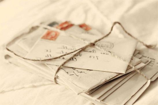 cartas-vintage-antiguas