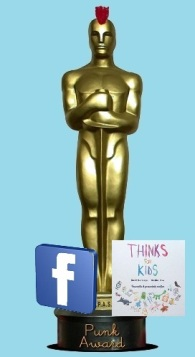 punk award thinksforkids
